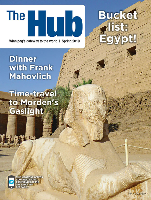 The Hub Spring 2019 issue