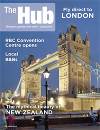 the hub spring issue 2016