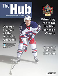 The hub fall issue 2016