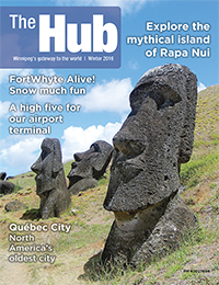 the hub winter issue 2016