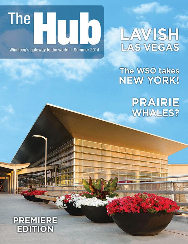 The hub summer 2014