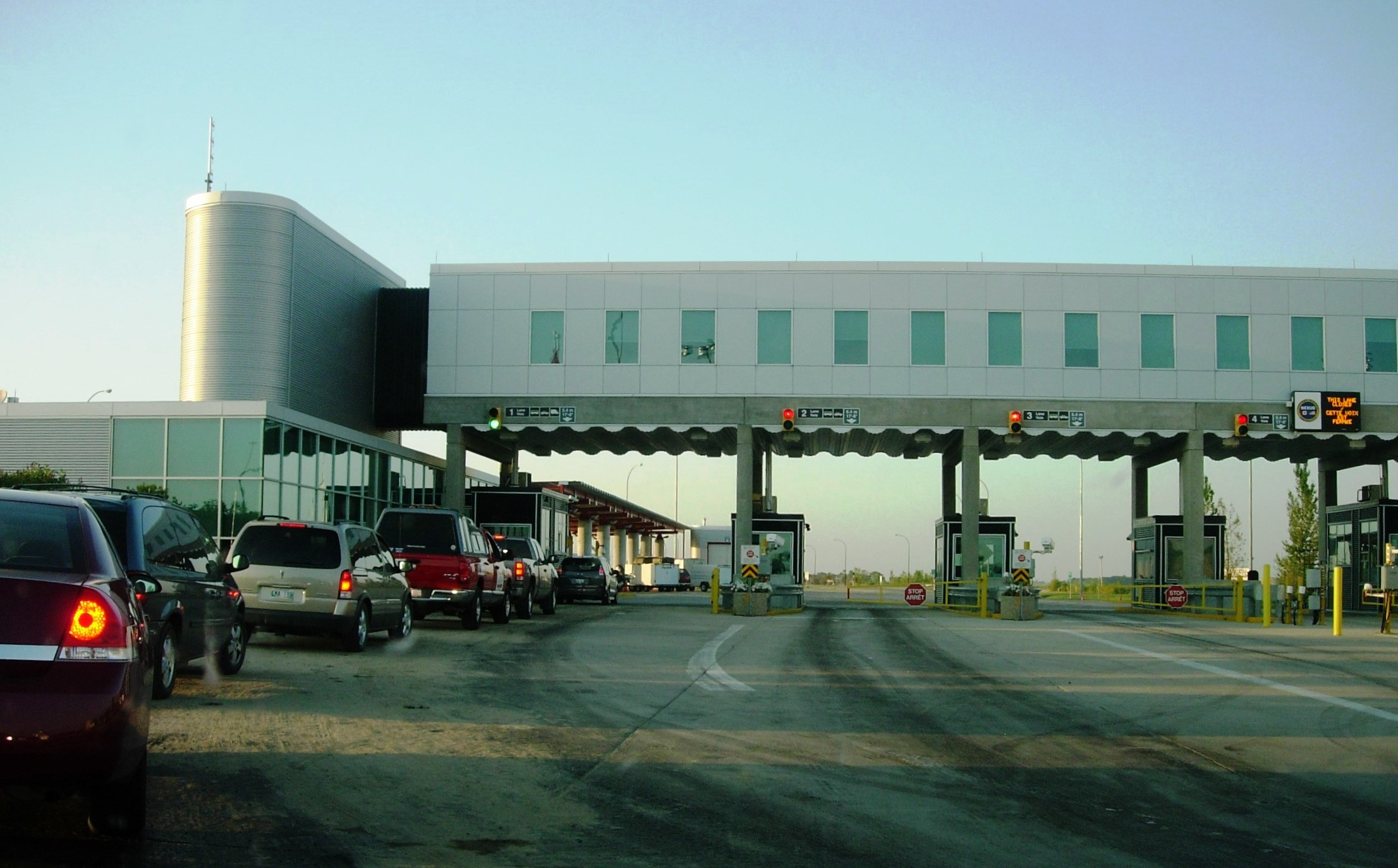 A Port Authority for Emerson border