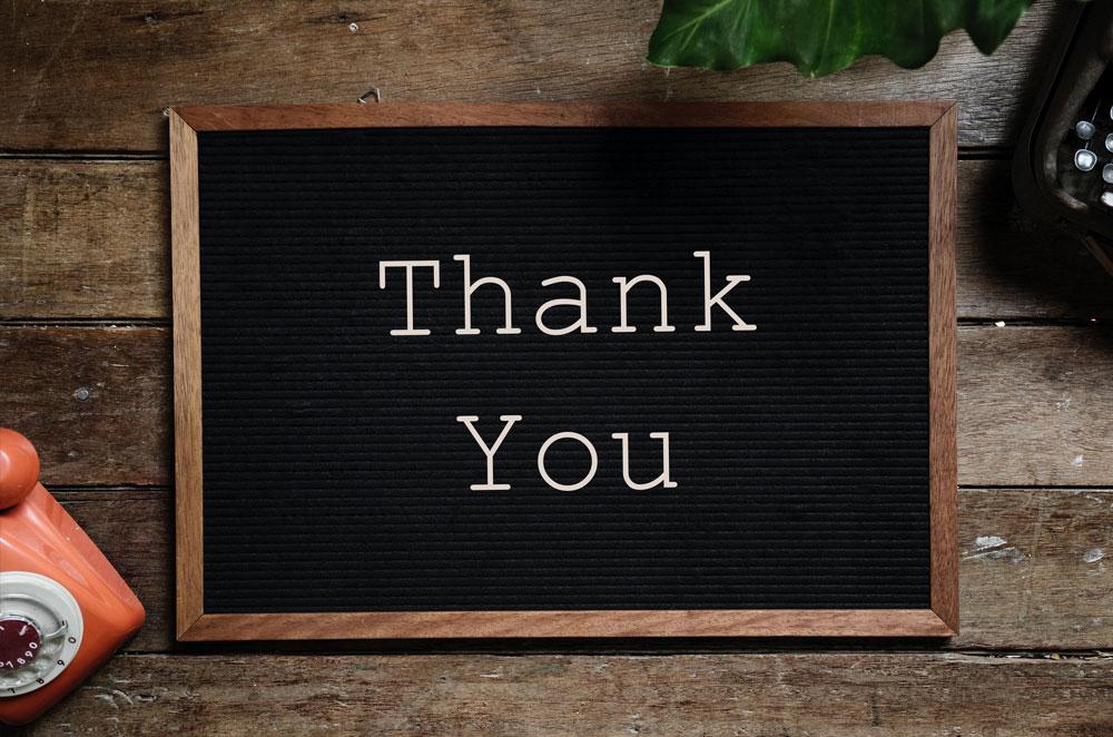 myrna says thank you