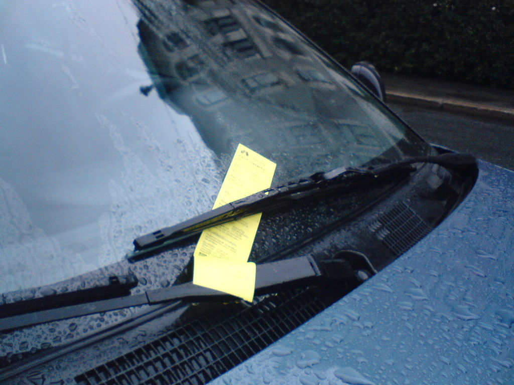 Memo to the Parking Authority