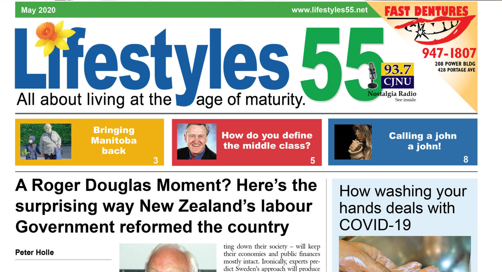 Lifestyles 55 may 2020 issue