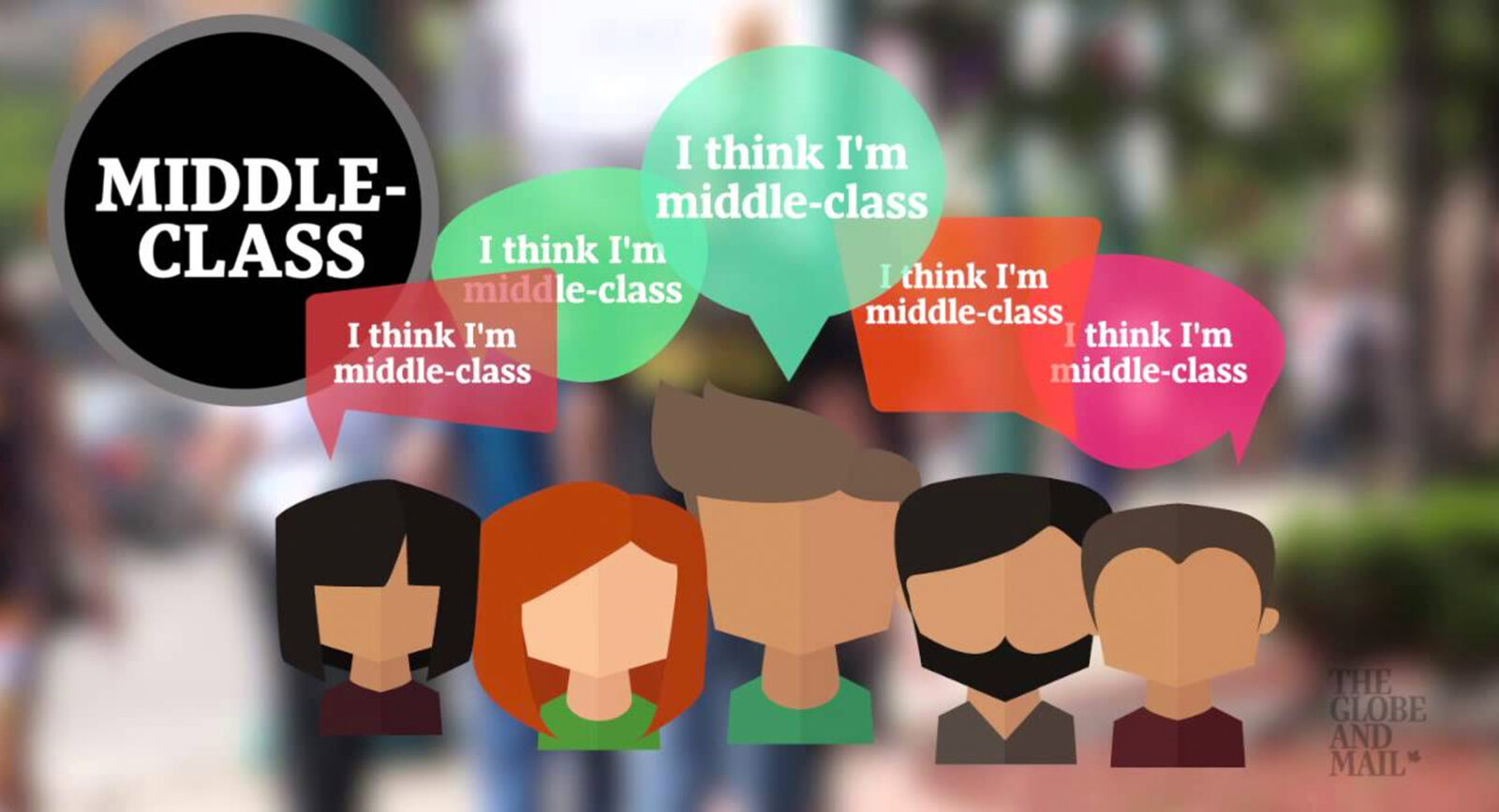 Defining Canada's middle class