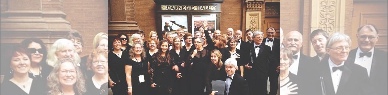Flin Flon: Carmina Burana at Carnegie Hall cancelled